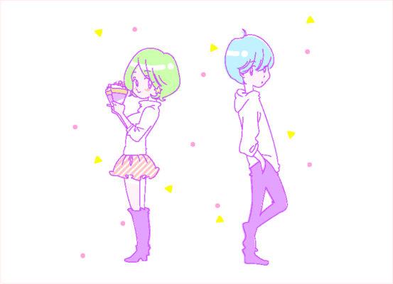 オーノキヨフミ×ミムラス内藤彰子